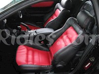 1991-1999 Mitsubishi 3000GT / Dodge Stealth Leather Replacement Seat Covers