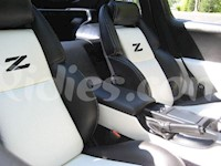 1990-1999 Nissan 300ZX / Z32 Synthetic Leather Seat Covers