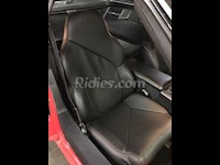 1994-1996 C4 Corvette Genuine Leather Black Sport Seat Covers