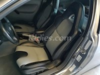 2003-2011 Mazda RX8 Leather Replacement Seat Covers