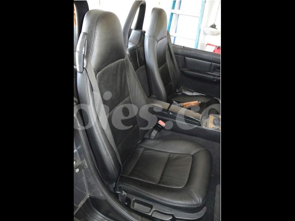 1996 2002 Bmw Z3 Synthetic Leather Seat Covers For Standard Seats Ridies Com