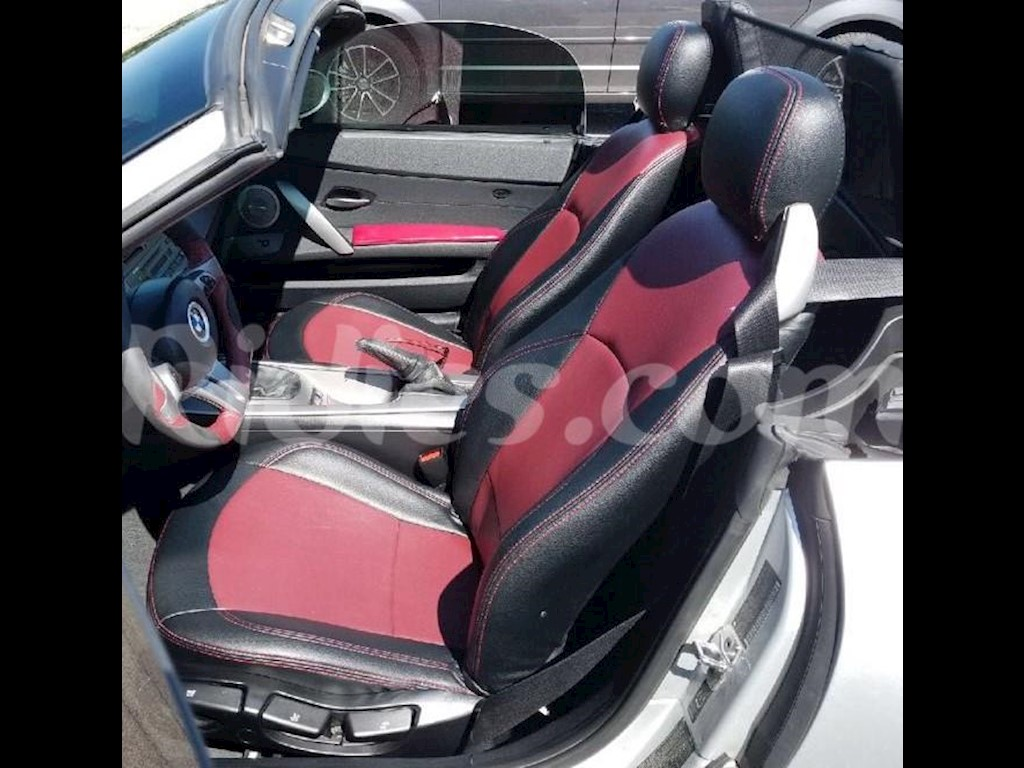 2003 2008 Bmw Z4 Genuine Leather Seat Covers Ridies Com