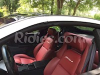 1990-1999 Nissan 300ZX / Z32 Synthetic Leather Fairlady Z Seat Cover