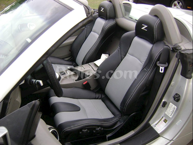 2003 2008 Nissan 350z Synthetic Leather Seat Covers