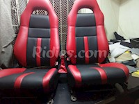 2000-2007 Toyota MR2 Synthetic Leather Seat Covers