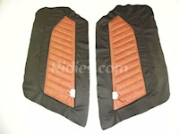 1970-1978 Datsun 260Z Genuine Leather Replacement Door Panel Trims