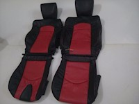 2009-2012 Nissan 370Z Synthetic Leather Seat Covers