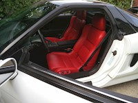 Acura NSX Leather Replacement Seat Covers