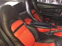 1997-2004 C5 Corvette Synthetic Leather Seat Covers