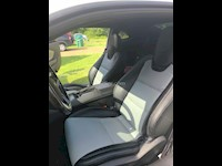 2010-2015 Chevy Camaro SS 5th Gen Leather Replacement Seat Covers