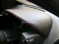 1990-1999 Nissan 300ZX / Z32 Speed-O-Gauge Cowl Cover in Leather