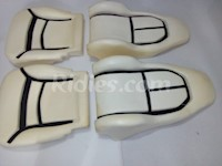 1997-2004 C5 Corvette Sport Standard Foam Set (2 Seat Foams)