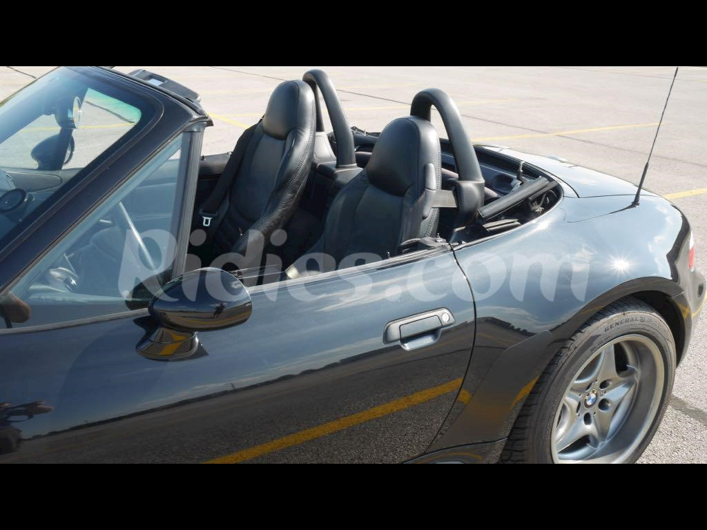 1996 2002 Bmw Z3 M Synthetic Leather Seat Covers For M