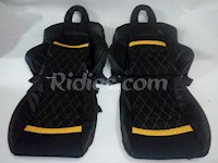 2000-2005 Honda S2000 (S2K) Synthetic Leather Seat Covers
