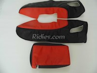1993.5-1998 Toyota Supra MK4 Synthetic Leather Arm Rest/CC Cover