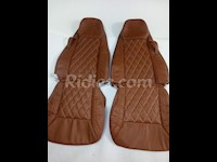1970-1978 Datsun 240Z/260Z/280Z Genuine Leather Seat Covers