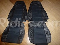 1997-1998 Toyota Supra MK4 / MKIV Genuine Leather Seat Covers