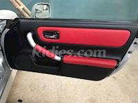 2003-2005 Toyota MR2 Spyder Leather Door Panel Trim Kit
