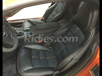 2005-2011 C6 Corvette Synthetic Leather Seat Covers Featured