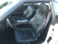 1985-1989 Toyota MR2 Leather Replacement Seat Covers