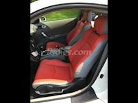 2003-2008 Nissan 350Z / Z33 Leather Replacement Seat Covers Featured