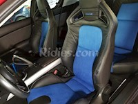 2009-2011 Mazda RX8 R3 Genuine Leather Seat Covers