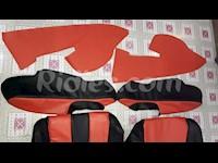 2003-2005 Infiniti G35 Sedan Leather Door Panel Trim Kit