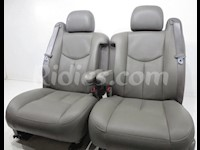 2003-2006 Escalade / Suburban / Tahoe / Yukon / Denali / Sierra / Avalanche Leather Replacement Seat Covers