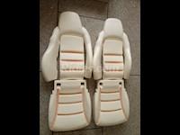 2005-2011 C6 / Z06 Corvette Replacement Seat Foam / Cushion Set